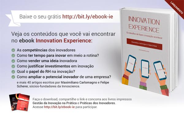 ebook Innovation Experience