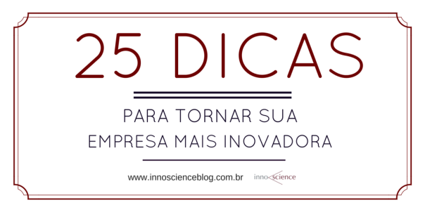 25dicasparainovar